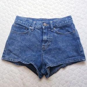 Urban Outfitters BDG denim Jean shorts mom high 2